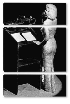 Модульная картина Monroe-62