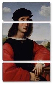 Модульная картина Raphael002