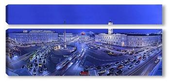 Модульная картина Площадь Востанния