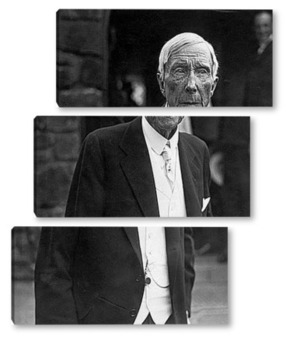 Модульная картина John D. Rockefeller-04