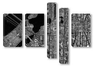 Модульная картина FT0020433