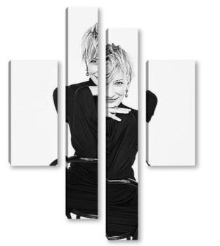 Модульная картина Cate Blanchett-08