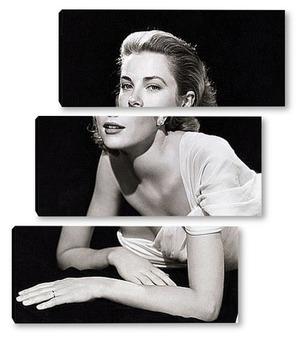 Модульная картина Grace Kelly-2