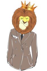 Наклейки Король лев