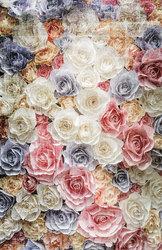 Наклейки Ретро розы