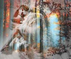 Наклейки Волшебный сон