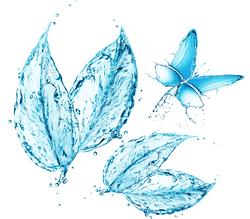 Водяная абстракция