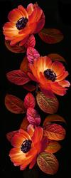Наклейки Цветущие лютики