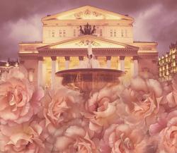 Наклейки Большой театр