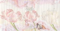 Наклейки Нежные тюльпаны