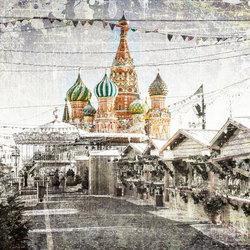 Наклейки Москва