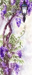Наклейки Сказочный сад