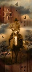 Наклейки Ковбой-шериф