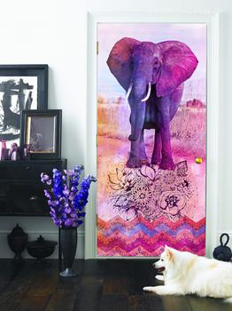 Яркий слон