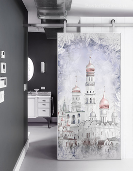 Наклейка Архангельский собор