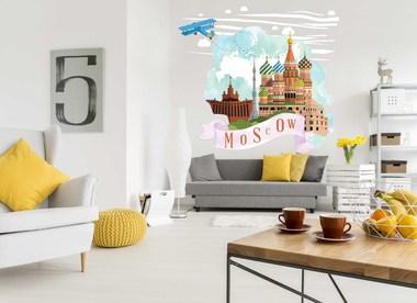 путешествие по Москве