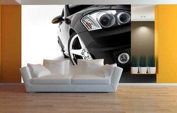 Фотообои Черное авто