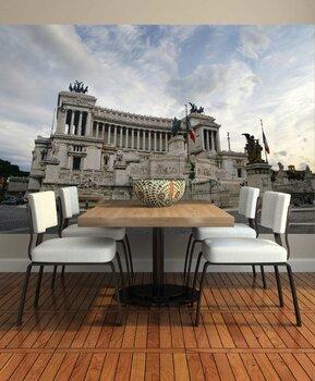 Фотообои на стену Достопримечательности Рима. Замок Святого Ангела