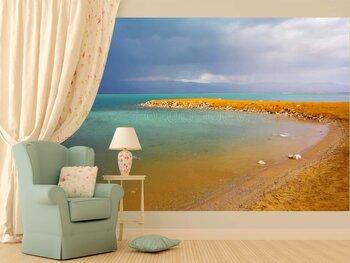 Фотообои на стену Экскурсионная лодка