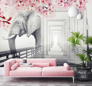 Фотообои Путешествие слона