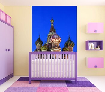 Фотообои на стену Москва