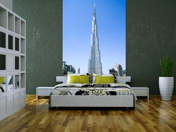 Фотообои на стену Небоскреб в Дубаи