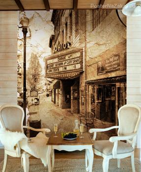 Фотообои Старинная улочка