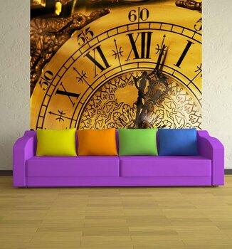 Фотообои на стену clock-30080985