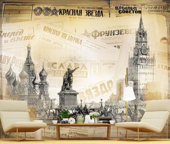 Фотообои Красная площадь в Москве