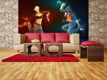Фотообои на стену karate-01011005