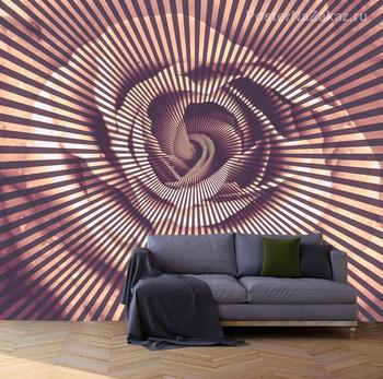 Фотообои Иллюзия розы