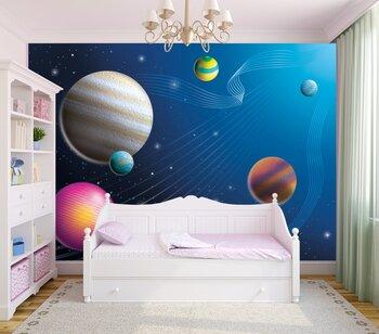 Фотообои на стену space-01071027