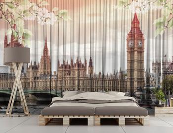 Фотообои Лондонский пейзаж