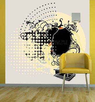 Фотообои на стену abst-09051054
