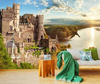 Фотообои Замок Рейнштайн