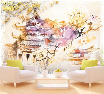 Фотообои Японская архитектура