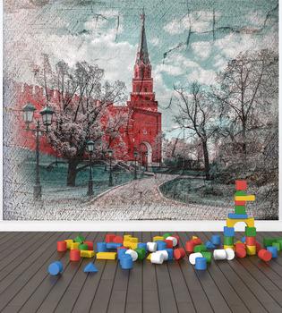 Фотообои Московский кремль