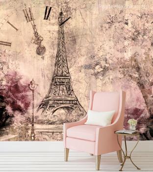 Фотообои Золушка в Париже