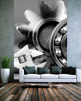 Фотообои на стену Спортбайк