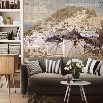 Фотообои Греция, Киклады