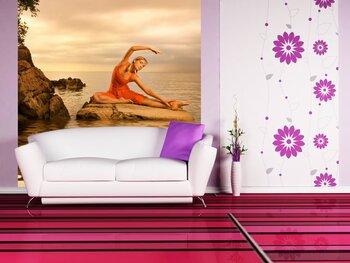 Фотообои на стену Эротикс блонгерто