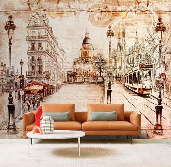 Фотообои Улицы Парижа
