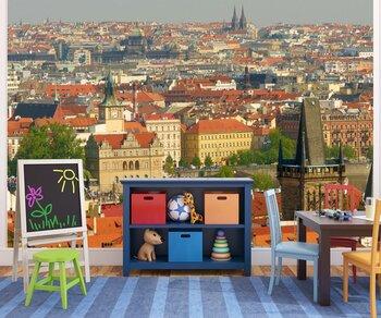 Фотообои на стену Прага. Живописный склон