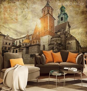 Фотообои Замок в Кракове
