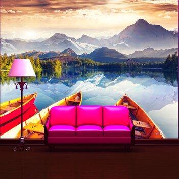 Фотообои на стену Озеро