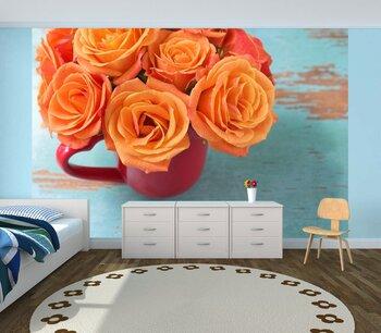 Фотообои на стену Цветы
