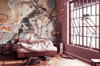 Фотообои на стену Игральные кости в руке