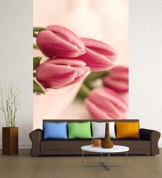 Фотообои на стену Букет тюльпанов