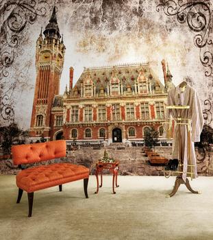 Фотообои Сити холл. Франция