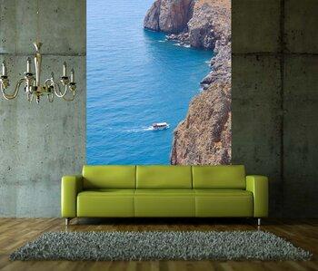Фотообои на стену Бунгало над водой